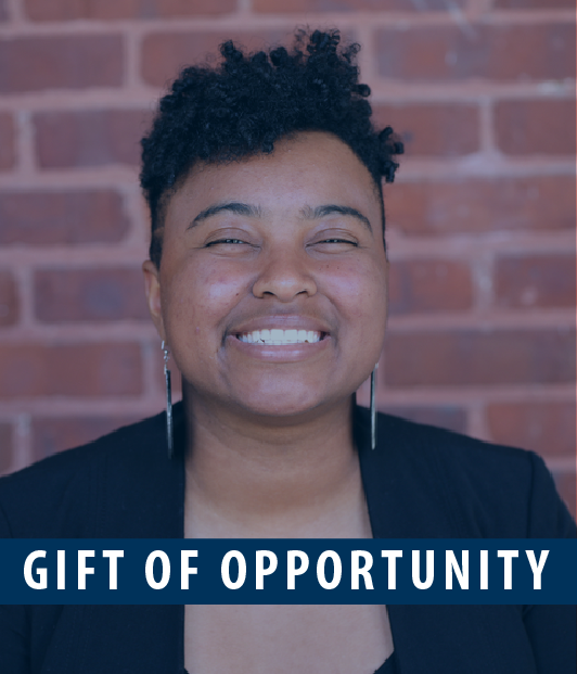 Gift of Opportunity graphic