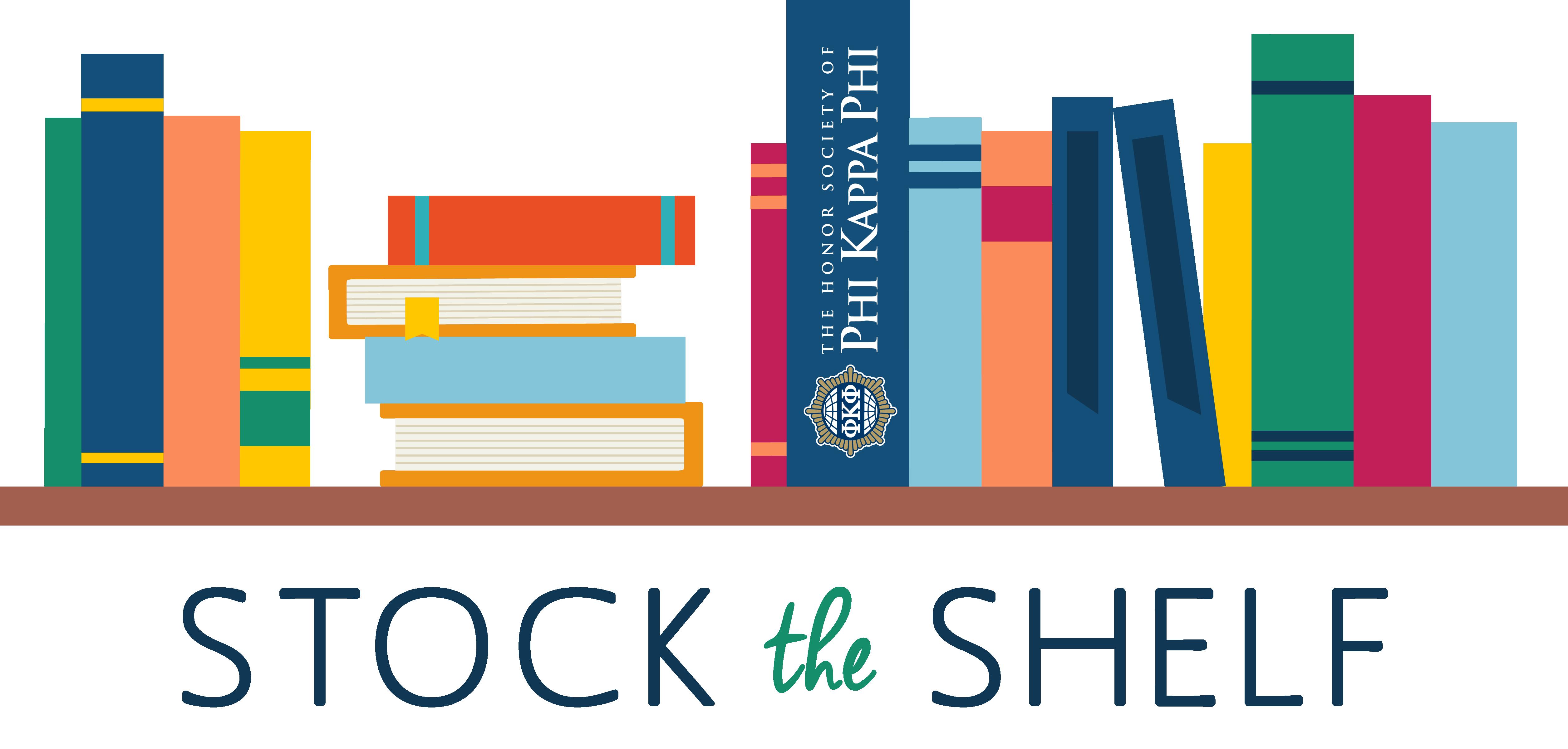 PKP Book Drive bookshelf