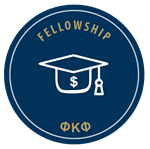 Fellowship award icon