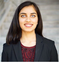 2020-07 Headshot Srishti Mathur